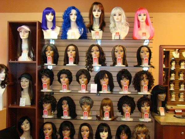 Wigs in Langhorne, Pennsylvania